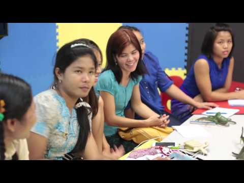 English Lessons for Burmese Domestic Helpers