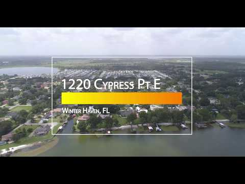 1220 Cypress Pt E - Winter Haven, FL