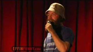 Kyle Kinane Effinfunny Stand Up - Sucky Jobs