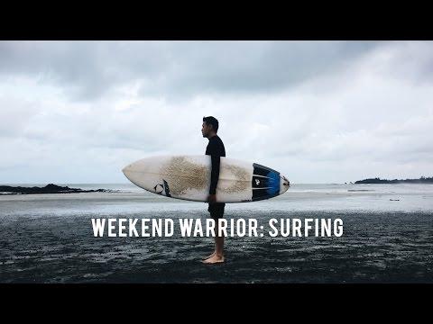 Weekend Warrior: Surfing
