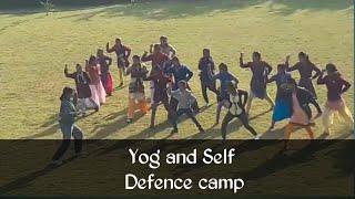 YOG N SELF DEFENCE CAMP