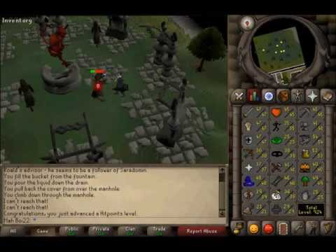 Pro as Heck Guide to Demon Slayer (Old School Runescape)