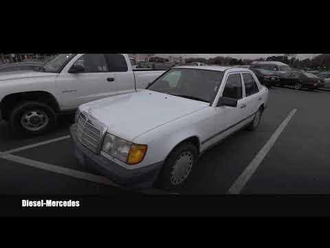 Mercedes-Benz W124 Turbo Diesel