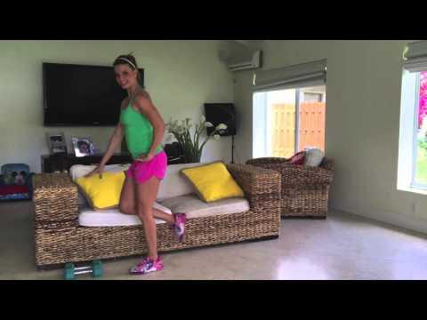 Pregnancy Workout Challenge 8 - Thighs & Butt