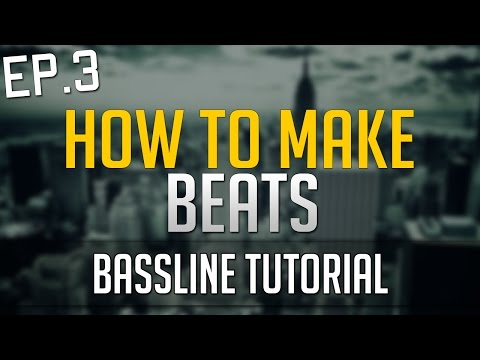 How to Create a Bassline out of SAMPLE - EP.3 - 3/5