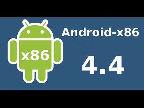 How to Install Android-x86-4.4 on Virtual Box