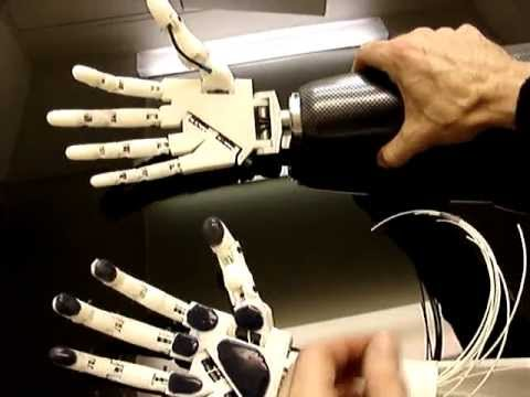 Animatronic Hand Robot 3D printer
