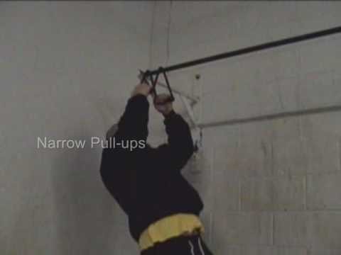 ULTIMATE Pull-up Video, How to Do Pull-ups, Progress to Doing Pull-ups and BEYOND