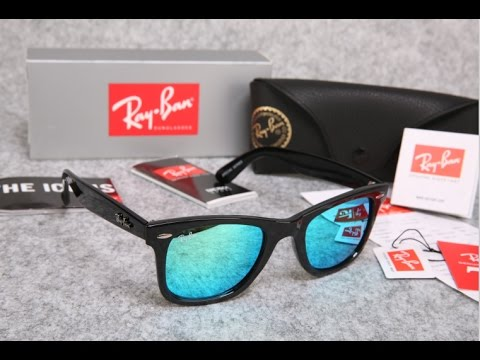 Ray-Ban Sunglasses Fake or Real From online Shopping?