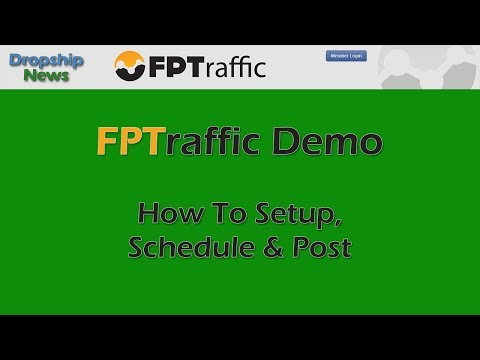 FPtraffic Demo - Build and Grow Your Facebook Business Page