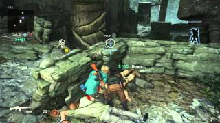 Uncharted 4 Multiplayer Gameplay