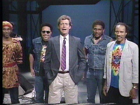 Late Night with David Letterman NBC-TV 6/19/87