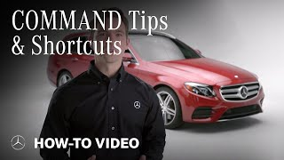 Presentation of Mercedes Benz COMAND Touch App with Code 866 | (All