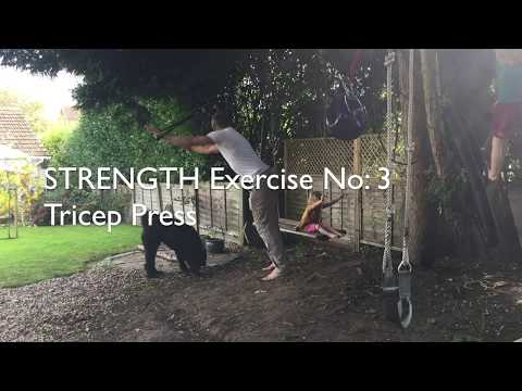 Train with Danny   Strength  4
