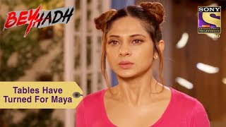 Your Favorite Character | Tables Have Turned For Maya | Beyhadh
