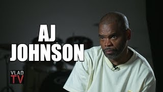 AJ Johnson on Ice Cube Doing Him Dirty by Excluding Him From