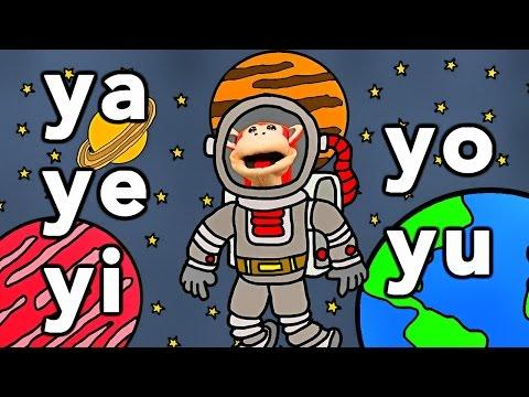 Xxx Mp4 Sílabas Ya Ye Yi Yo Yu El Mono Sílabo Videos Infantiles Educación Para Niños 3gp Sex