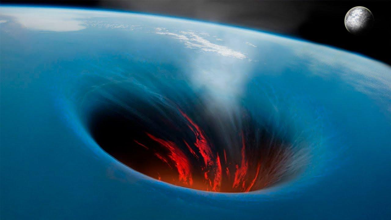 It Happens When the Biggest Underwater Volcano Explodes!