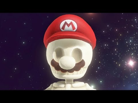Super Mario Odyssey - Final Level (Darker Side Kingdom)