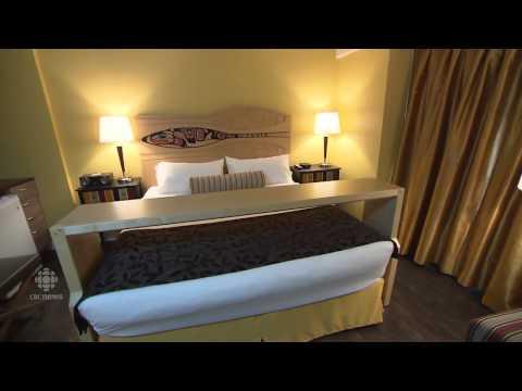 Aboriginal hotel opens in Vancouver