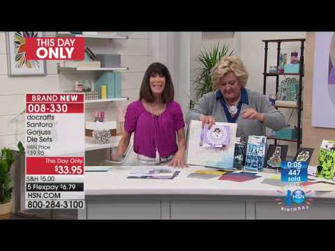 HSN | Paper Crafting Tools & Supplies Celebration 07.11.2017 - 03 PM