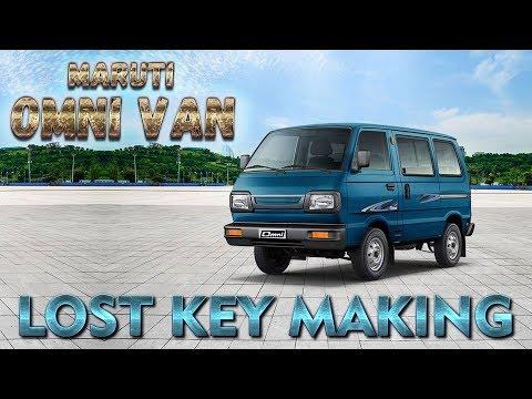 Maruti Omni Van Lost Key Making