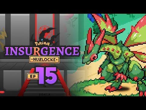 MEGA FLYGON!!!! | Pokemon Insurgence Nuzlocke Part 15
