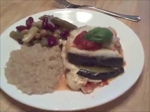 Zucchini Lasagne Recipe