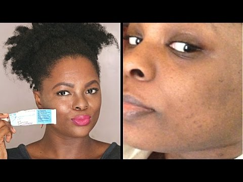 Skincare Journey: The Black Girls Guide to Tretinoin Tazorac .05% Retin A Review
