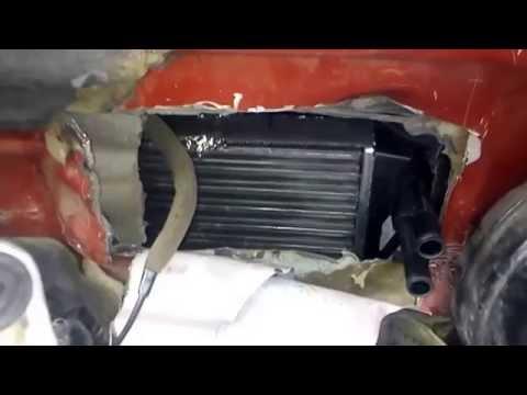 2001 Pt cruiser heater core replacement short CUT pun intended