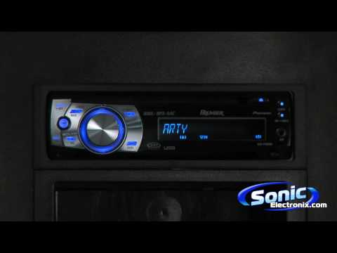 Pioneer Premier DEH-P400UB Single DIN Headunit with iPod Playback