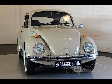 Volkswagen Beetle 1500 1970 restored very good condition -VIDEO- www.ERclassics.com
