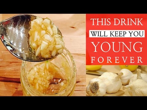 Look Young Forever || This Drink Will Keep You Young Forever Naturally