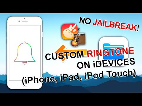 Tutorial - Make Custom Ringtone on iPhone, iPad, & iPod Touch - iOS 11 (NO JAILBREAK)
