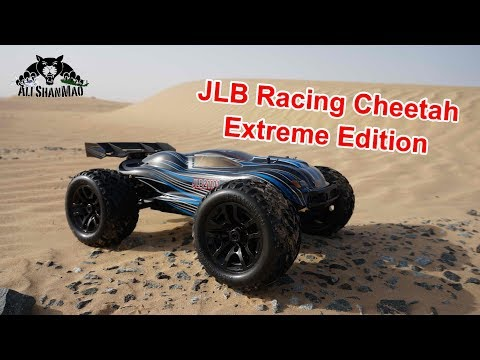 JLB Racing Cheetah 4WD Off Road RC Truggy Extreme Edition