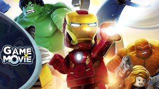 LEGO Marvel Super Heroes - Le Film Complet / FR / 1080p