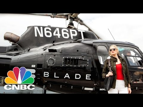 'Uber Of Helicopters' Services Millionaire Migration To The Hamptons | Squawk Box | CNBC