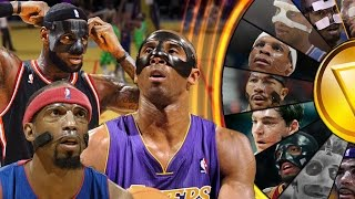 WHEEL OF NBA FACE MASKS! THESE PLAYERS ARE STYLING!