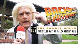 Gamble House Back to the Future Celebration Fan Event 2018