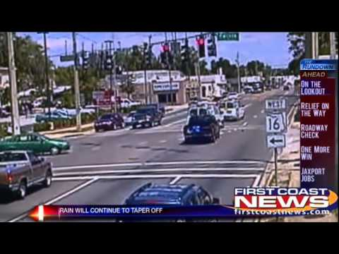 Green Cove Florida Red Light Cameras Scamming People on Fixed Income