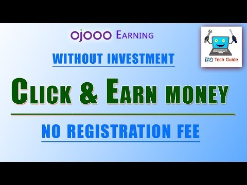 how to earn money by click ads | click & earn money online