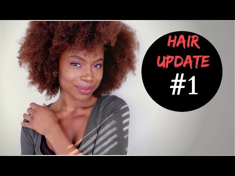HAIR UPDATE #1 - WHY ARE YOU CUTTING YOUR HAIR? WHY HAIR COLOR?