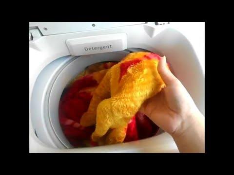 How to Wash Blanket- Blanket Dry Cleaning at Home Easily by Divya