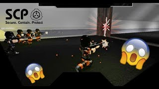 A SERIES OF UNFORTUNATE EVENTS | ROBLOX Minitoon's SCP