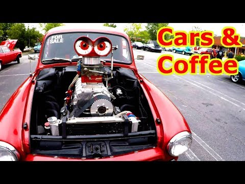 Cars & Coffee - Clayton, NC 10-6-18