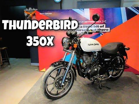 Royal Enfield Thunderbird 350X | Walk around First Impressions