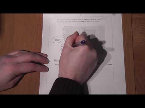 GCSE maths: Reading histograms made easy
