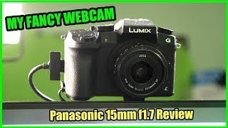 Panasonic Lumix G7 CLEAN HDMI Output For Streaming To YouTube
