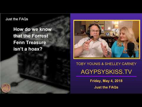 Just the FAQs: Is the Forrest Fenn Treasure a Hoax?