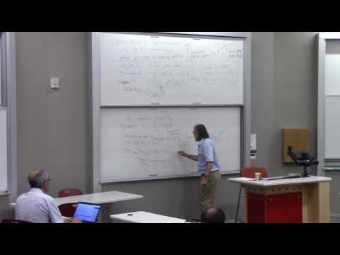 Atlas Workshop - Vogan - Coherent Continuation, Pat a